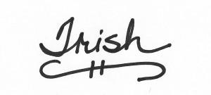 Trish signature