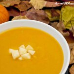 Soups On! Spiced Butternut Squash And Apple Soup