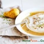 Sweet and Savory Fall Harvest Soup