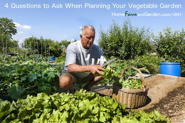 Vegetable Garden Goals