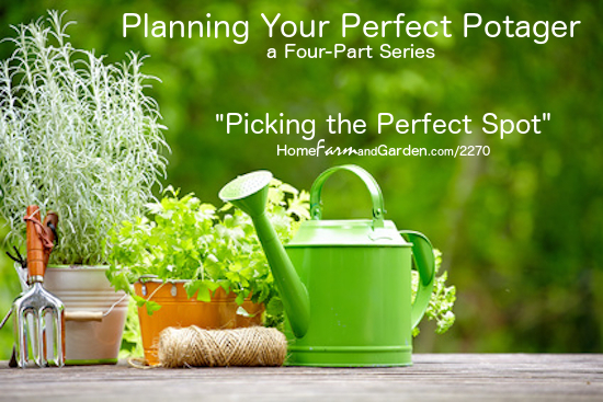 Planning Your Perfect Potager