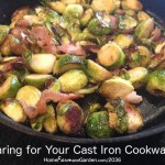 Caring For Your Cast Iron Cookware