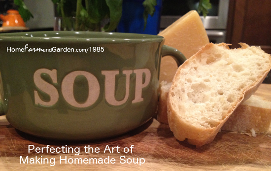 The Art of Making Homemade Soup
